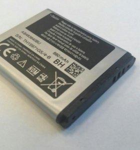 Аккумулятор Для Samsung новый