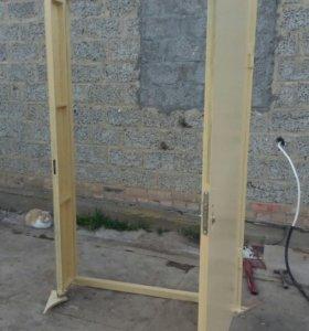 Изготовление дверей, ворот, калиток.