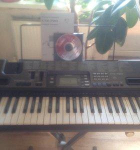 Синтезатор CASIO ста-720