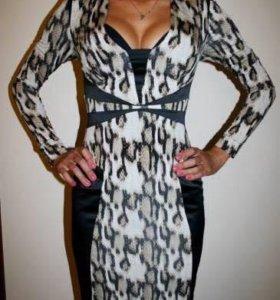 Новое платье Cavalli оригинал 42it