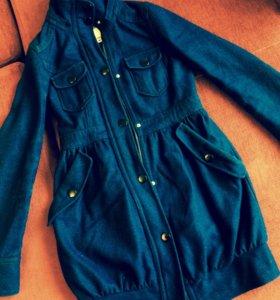 Пальто как платье