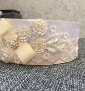 Сито на свадьбу, цветы, подушечка для колец