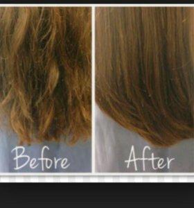 Востановление секущихся волос