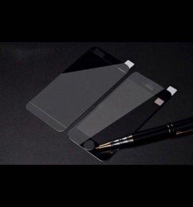 Защитные стекла на iPhone 5,5s