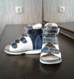 Ортопедическая обувь Ортуззи
