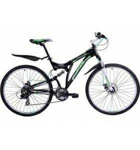 Велосипед MTR BornFree 26 D/21ск