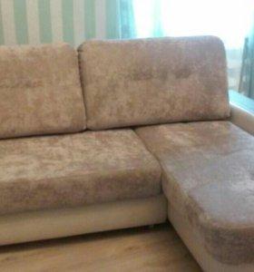 Перетяжка мебели на дому у заказчика