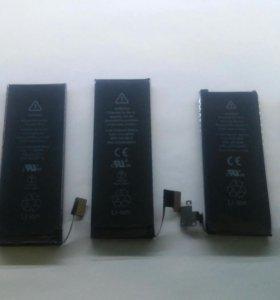 Аккумуляторные батареи iphone