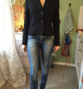 Новый пиджачок, шерстяной