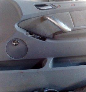 Дверные обшивки на х5 передние и задние