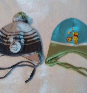 шапки детские зимние