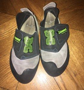 Ботинки для скалолазанья