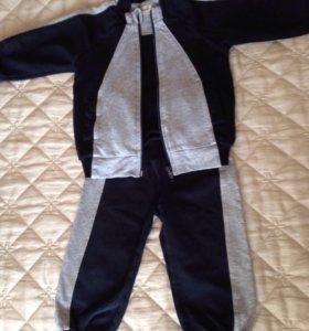 Спортивный костюм, р 80-86