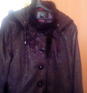 .куртка новая