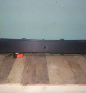 Усилитель переднего бампера шевроле лачетти