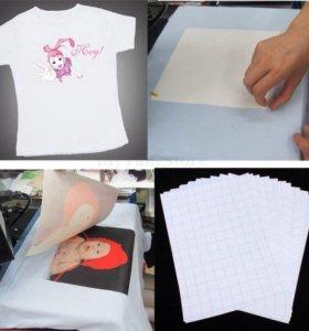 Термопереводная бумага Canon для принтера