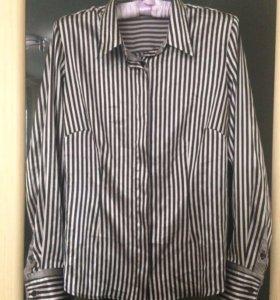 Рубашка атласная Marks&Spencer