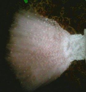Бальное платье на 8-10 лет