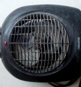 Вентилятор,теплый воздух