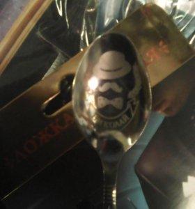 Сувенир ложка с именем