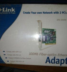 D-Link адаптер сетевой