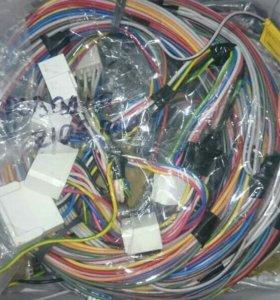 Полная комплектация проводки на 2106