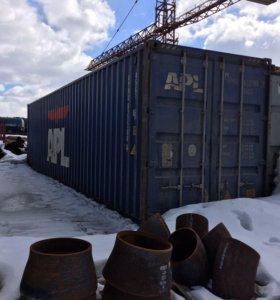 Морской контейнер20-40