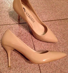 Туфли натуральная кожа 37р