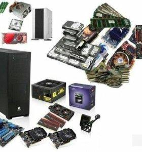 Системный блок (Intel, AMD)