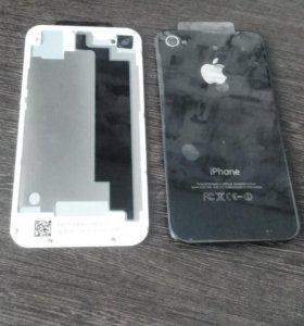 Крышка Айфон 4 и 4s