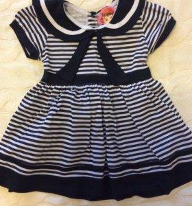 Новое платье, 92 см