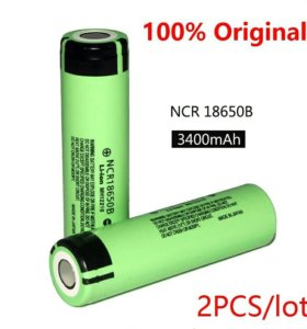 Аккумуляторы NCR 18650B