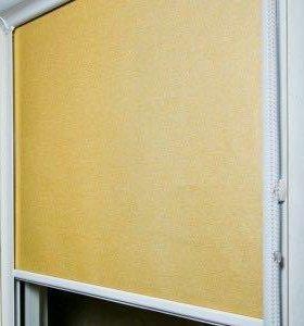 Вертикальные жалюзи и рулонные шторы