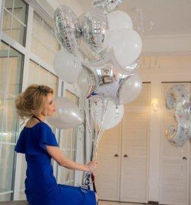 Фольгированные воздушные (гелиевые) шары