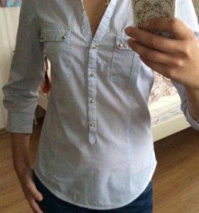 Новая! Рубашка Zara