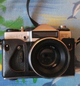 Камера. Фотоаппарат