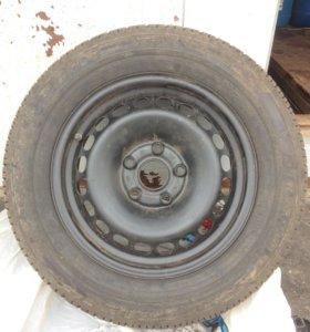 Продам колесо от Ауди А4