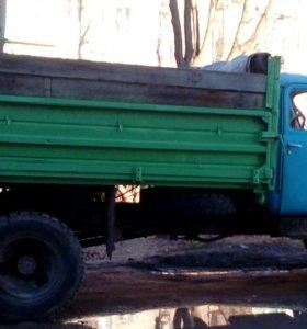 Услуги самосвала ГАЗ -53 по району