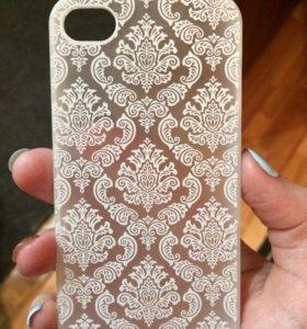 Новый чехол на iPhone 4s