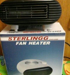 вентилятор-обогреватель