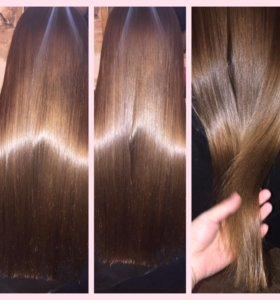 Полировка волос 😻😻🔥