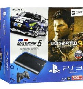 Sony PS3 500 GB super slim