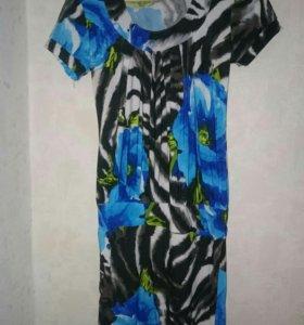 Платье 46-48 размер бу