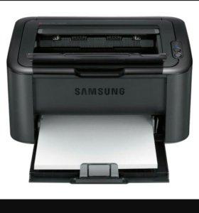 Лазерный принтер Samsung