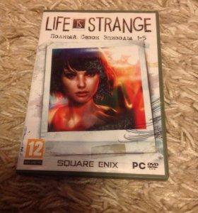 Игра на PC life is strange