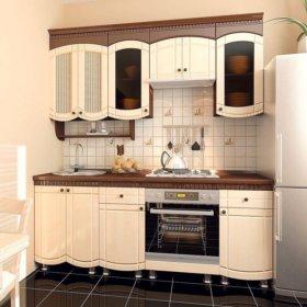 Кухня 23 (2м) мдф