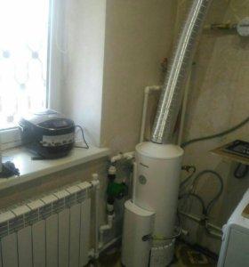 Установка и ремонт газового оборудования.