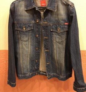Куртка джинсовая мужская s.Oliver