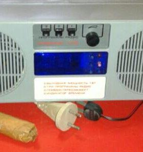 Радиоприёмник 3-х програмный ретро