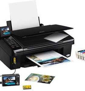 Ремонт и обслуживание принтеров EPSON